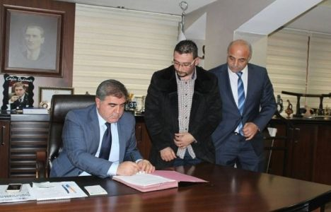 Amasya Ferhat Tunnel construction contract signed